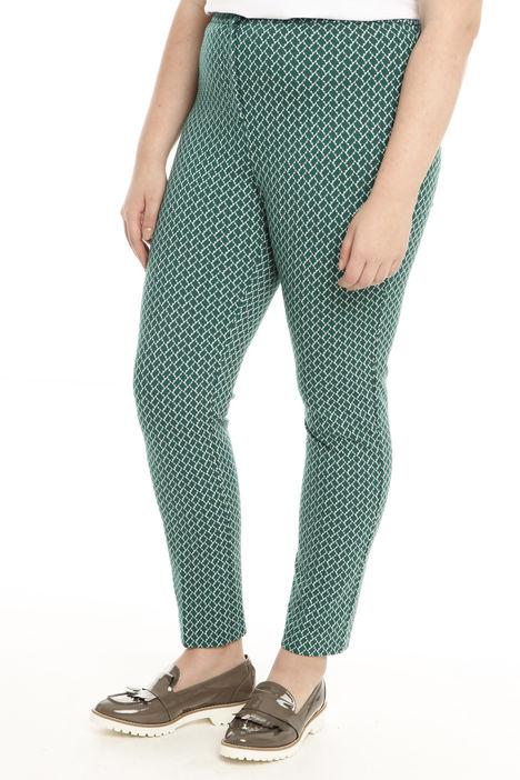 Pantalone jersey punto stoffa Intrend