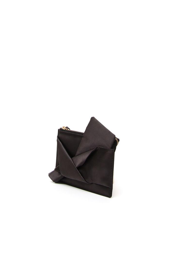 nodo Pochette maxi nero con Pochette con xUvIwqYB
