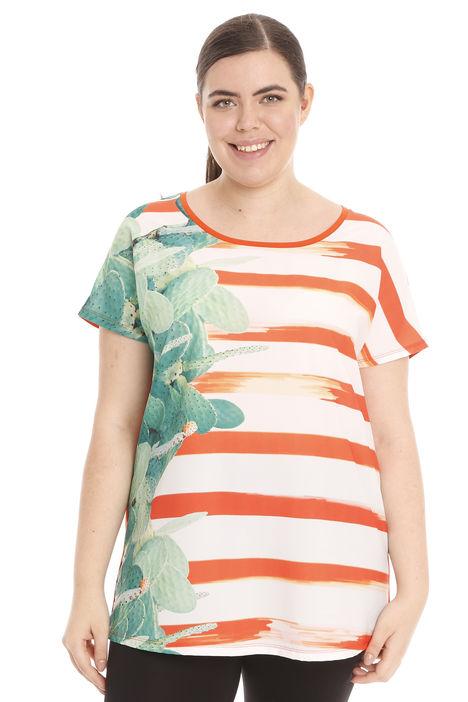 T-shirt con maniche corte Diffusione Tessile