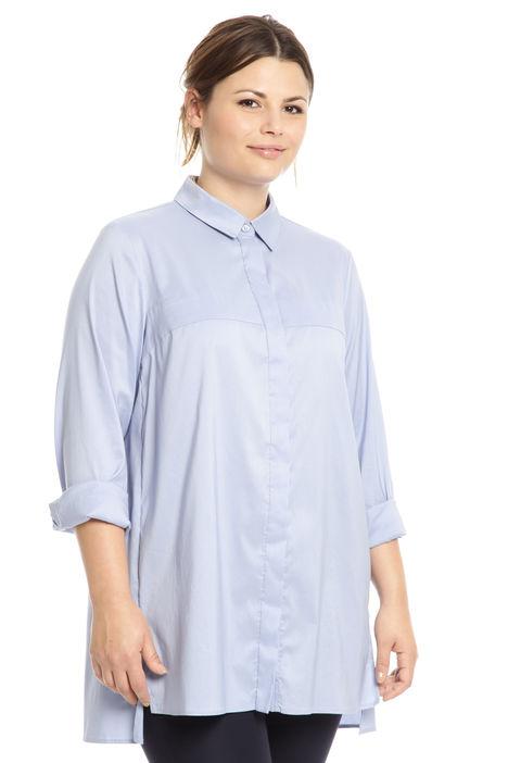 Camicia con pieghe Intrend