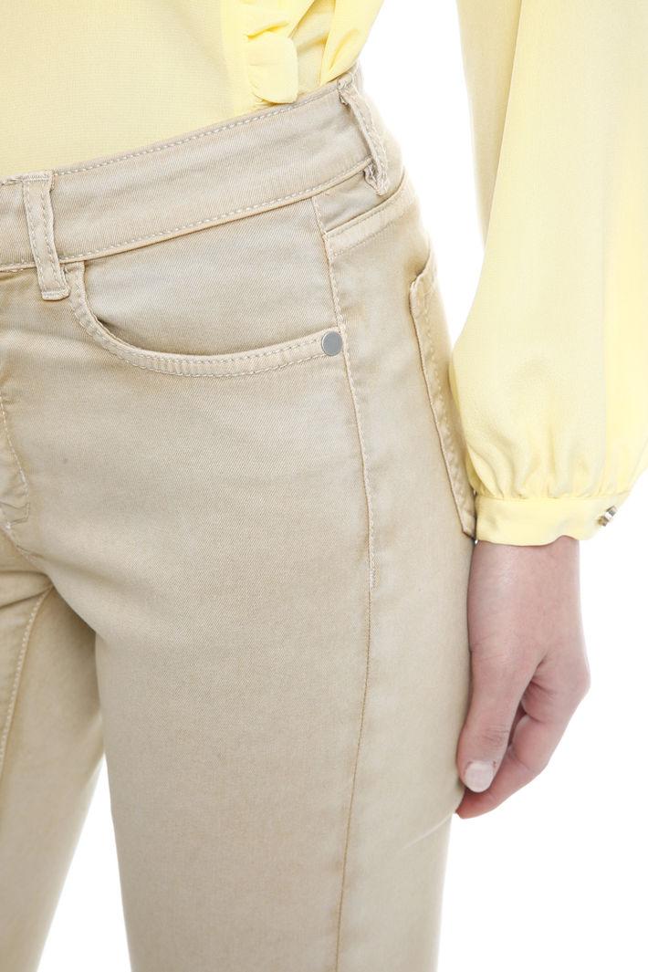 Pantalone aderente a sigaretta Intrend