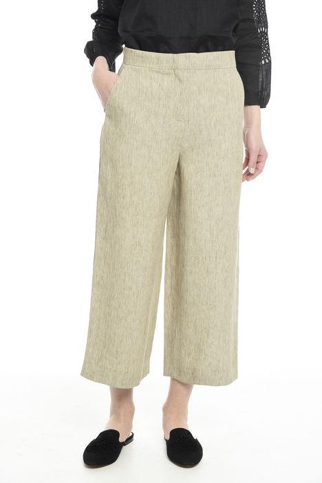 Pantalone con profili a contrasto Intrend
