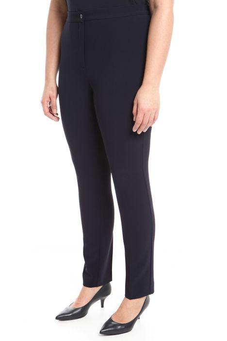 Pantaloni aderenti in cady Diffusione Tessile