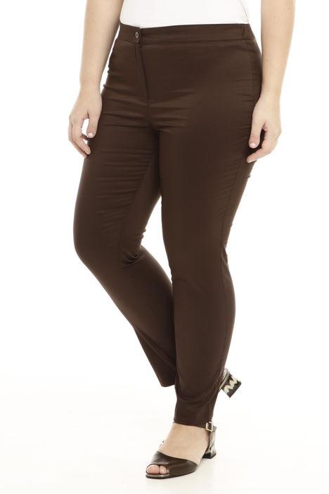 Pantalone aderente in cotone Diffusione Tessile