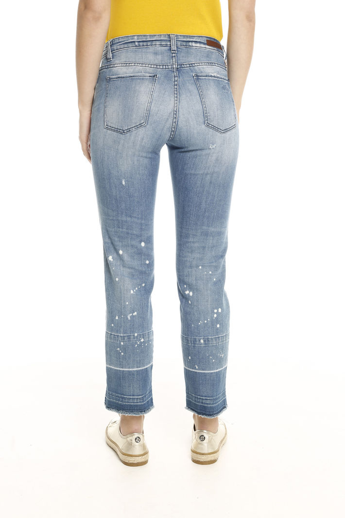 Jeans effetto vintage Intrend