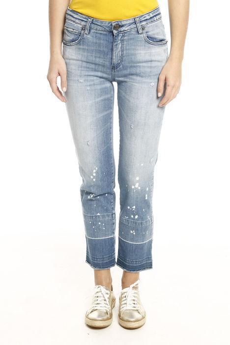 Jeans effetto vintage Diffusione Tessile