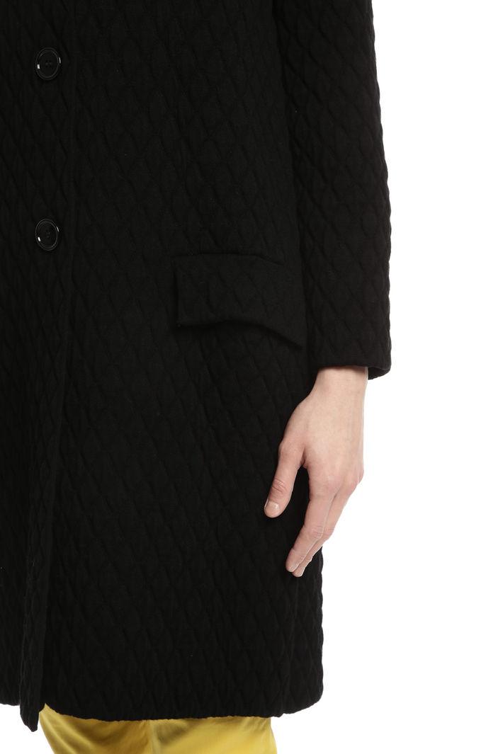 Capospalla maglia trapuntata Diffusione Tessile