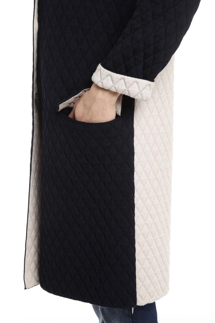 Capospalla maglia trapuntata Intrend