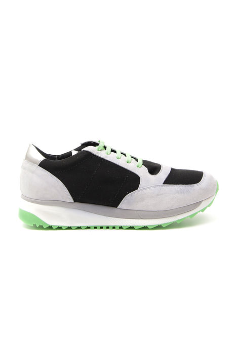 Sneakers in tessuto Diffusione Tessile