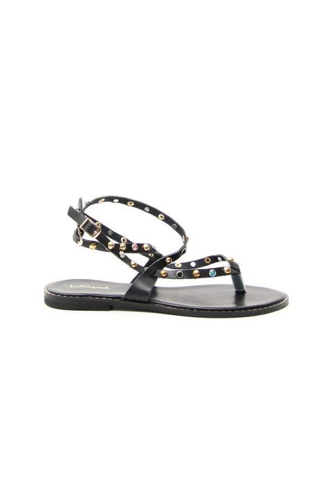 Sandalo con borchie colorate Intrend