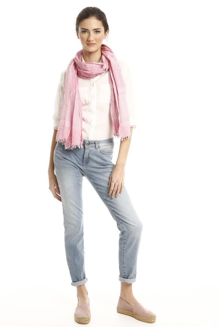 Sciarpa con perline Fashion Market