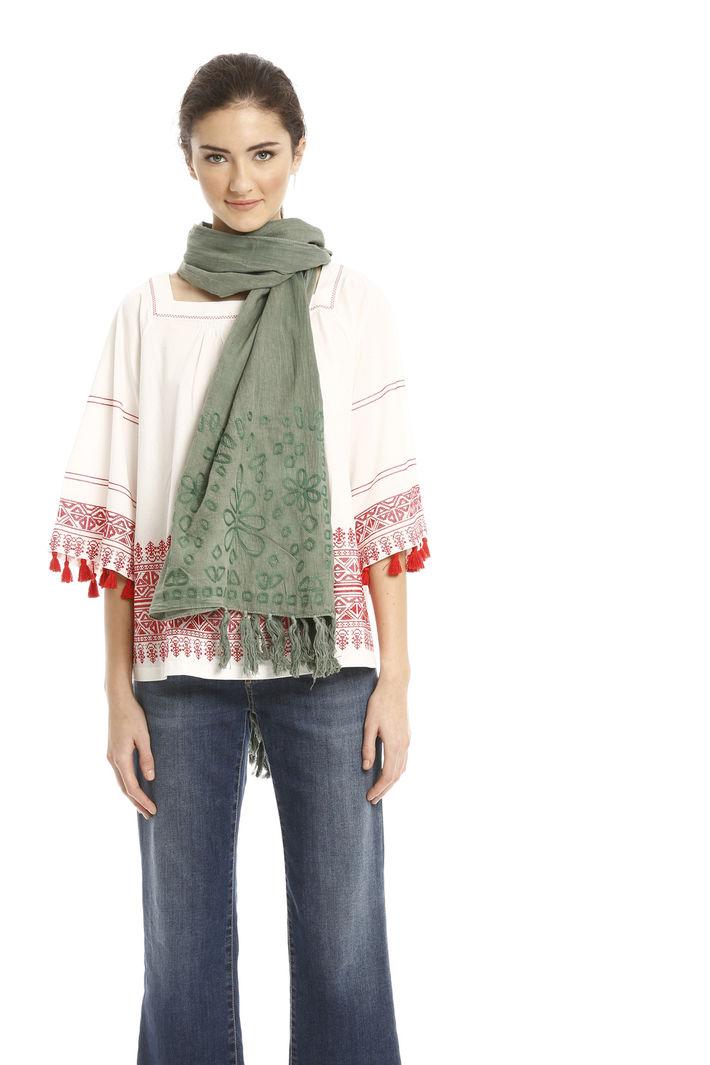 Sciarpa ricamata Fashion Market