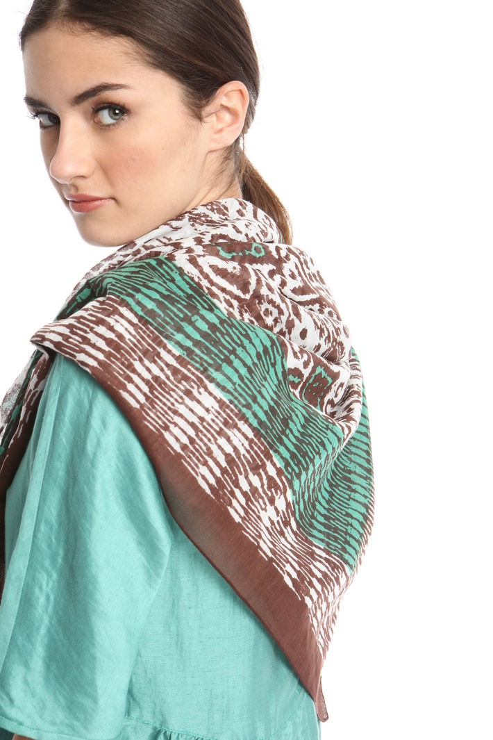 Foulard in cotone Fashion Market
