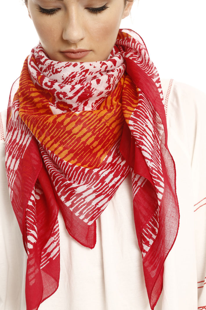 Foulard in cotone Fashion Market