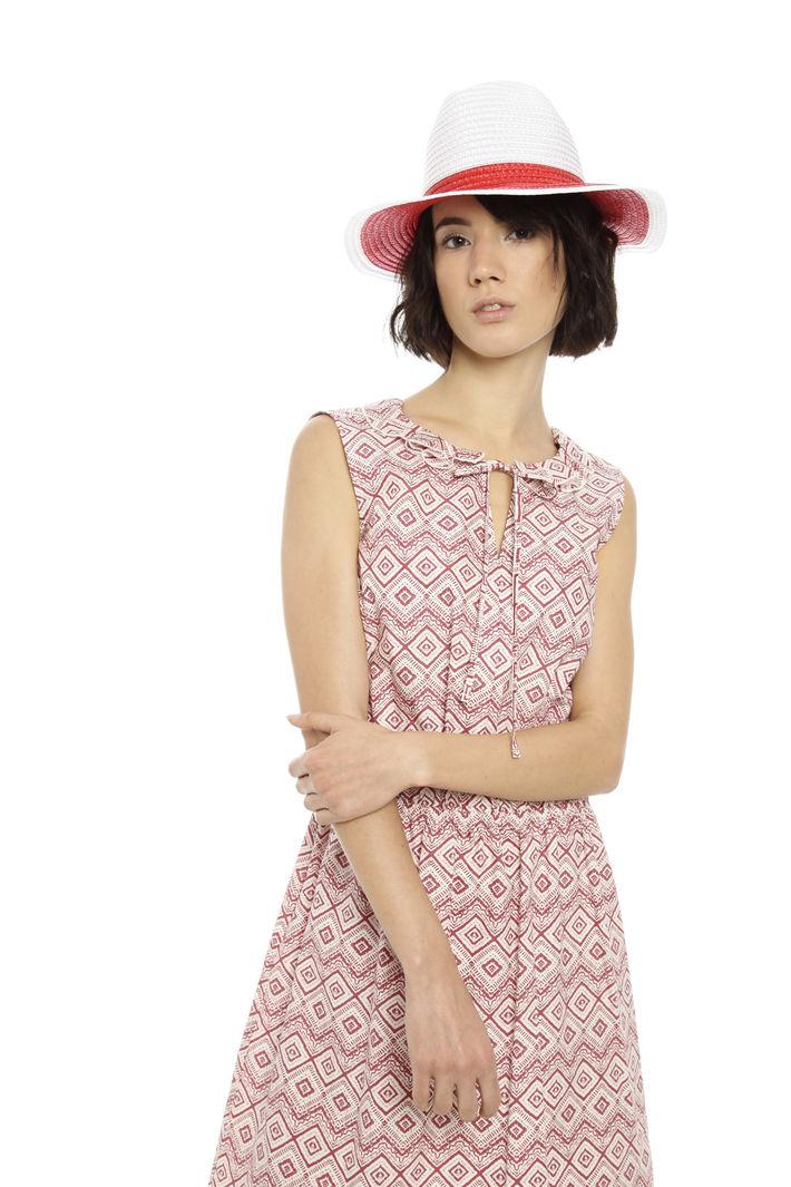 Fedora bicolore Fashion Market