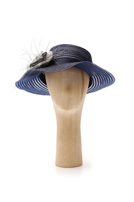 Cappello con fiore Diffusione Tessile