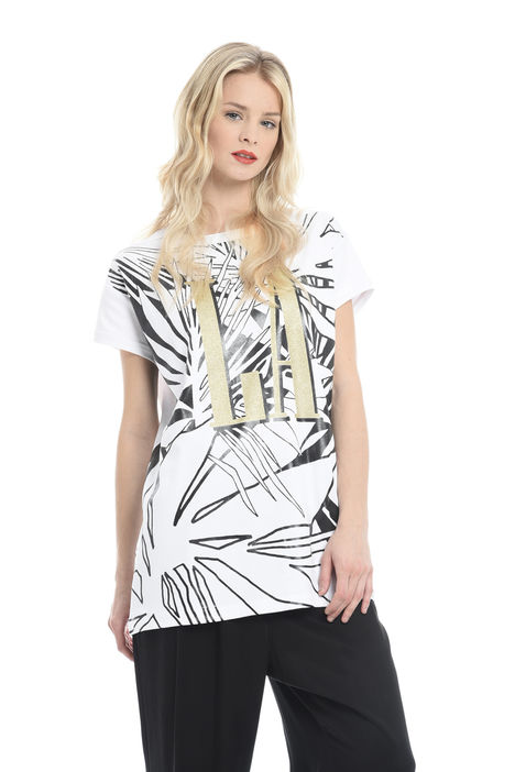 T-shirt oversize Intrend