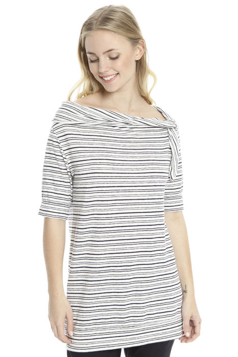T-shirt spalle scoperte Diffusione Tessile