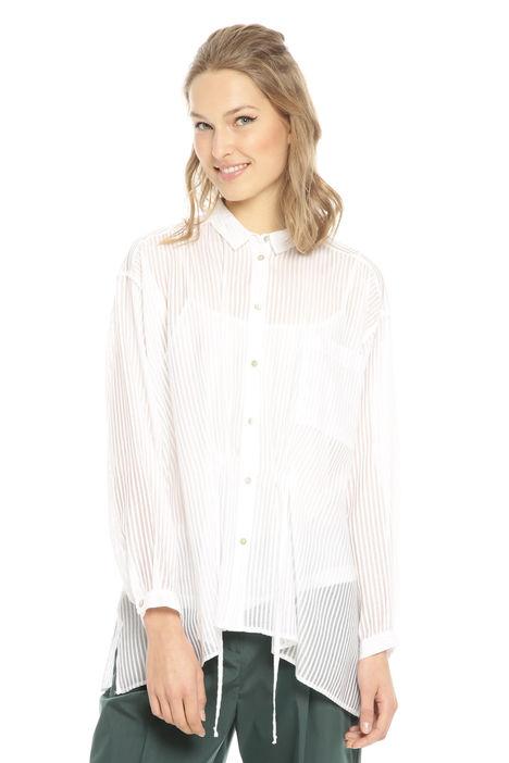 Camicia con top abbinato Diffusione Tessile