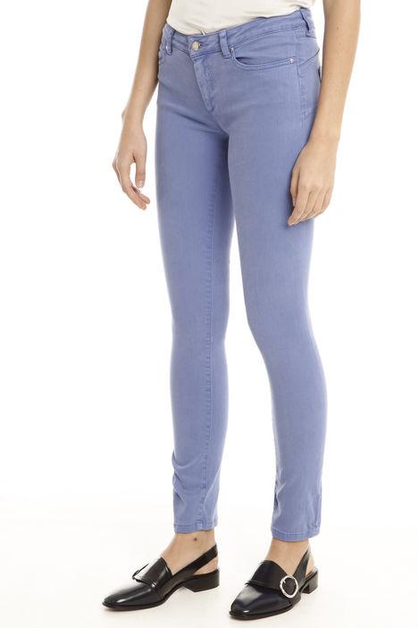 Pantalone aderente in cotone Intrend