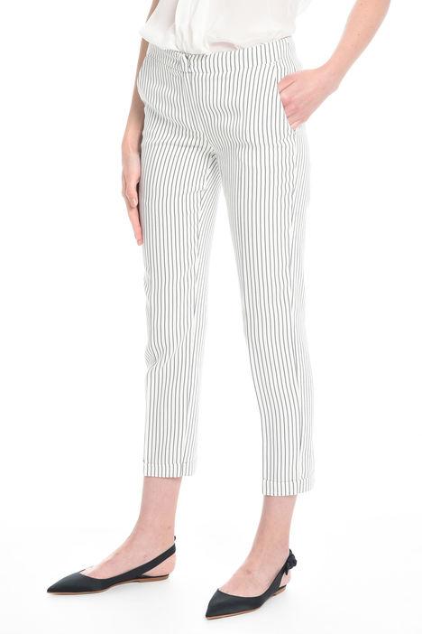 Pantaloni in misto cotone Diffusione Tessile