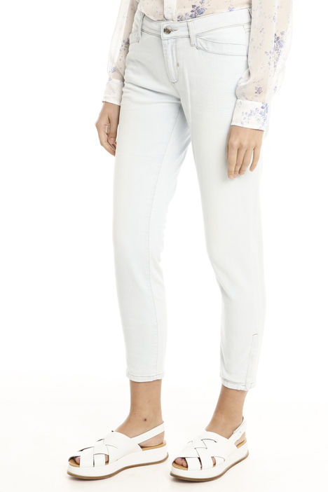 Pantalone in denim stretch Diffusione Tessile