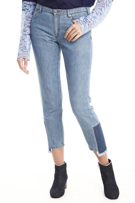 Jeans a vita bassa Intrend