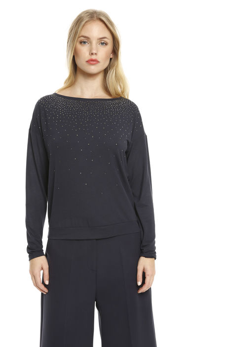 T-shirt con punti luce Diffusione Tessile