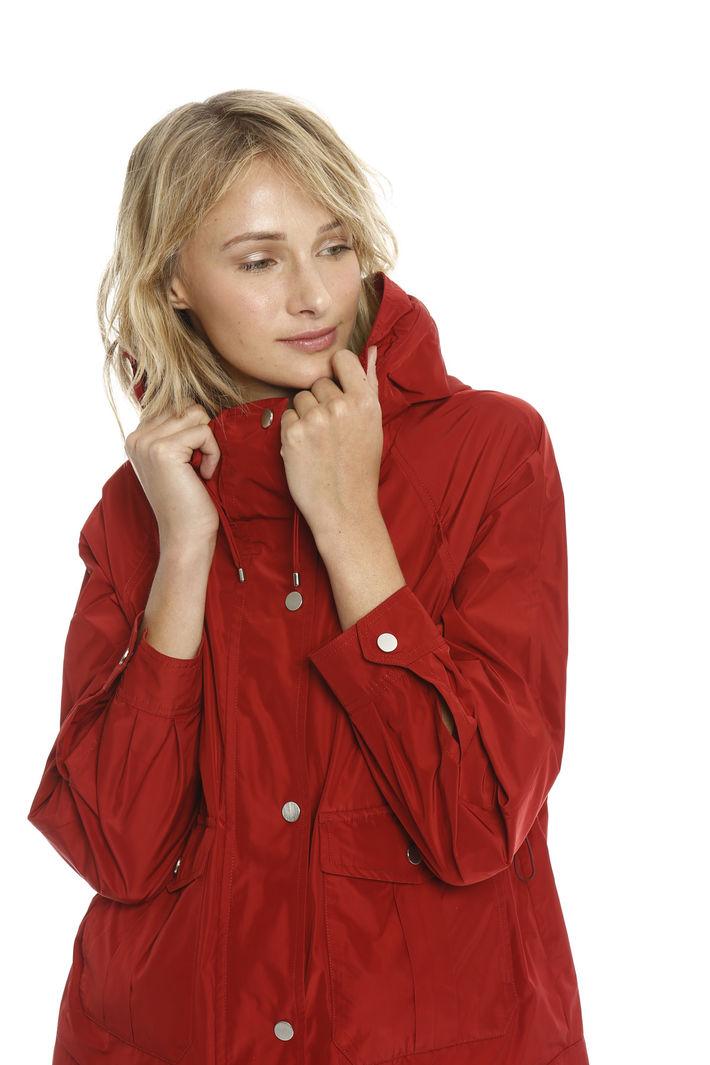 Impermeabile con cappuccio Fashion Market
