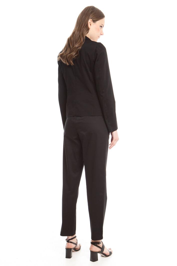 Blazer in cotone stretch Fashion Market