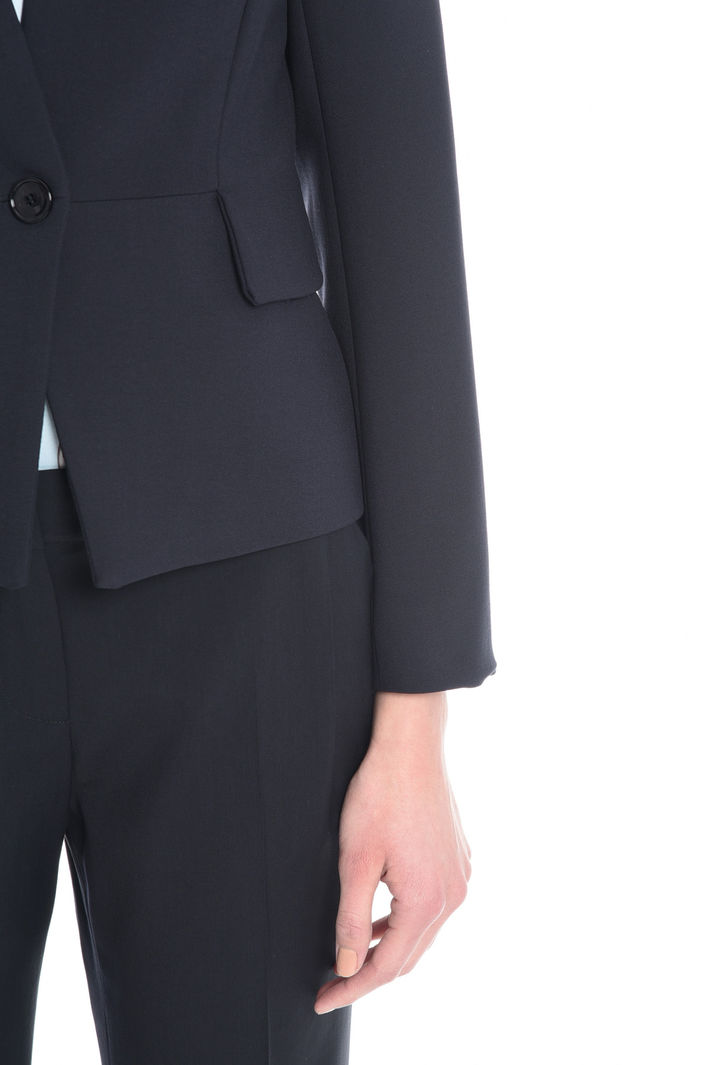 Blazer in tessuto stretch Fashion Market