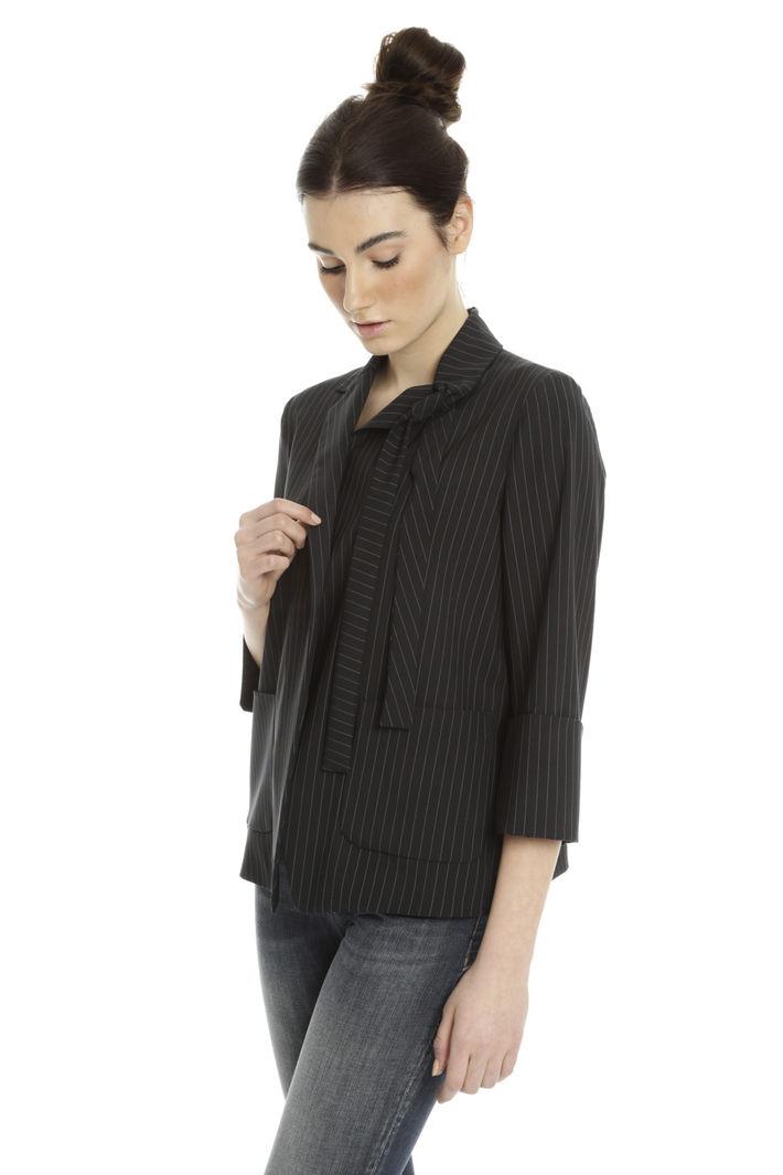 Giacca in lana leggera Diffusione Tessile