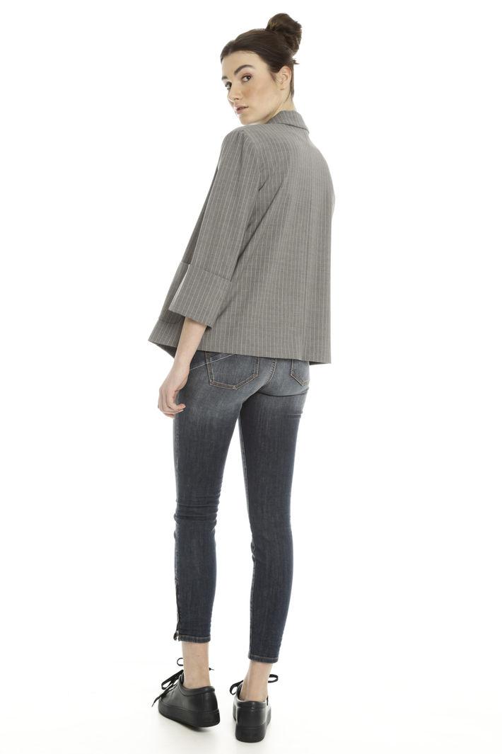 Giacca in lana leggera Intrend