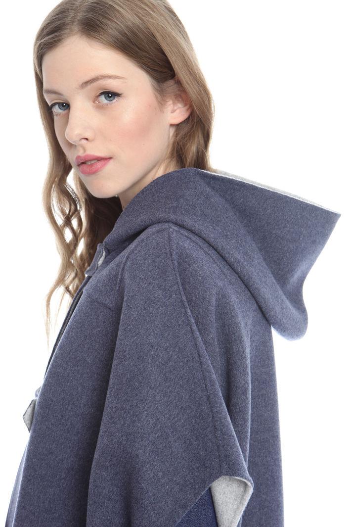 Cappa in double di lana Fashion Market