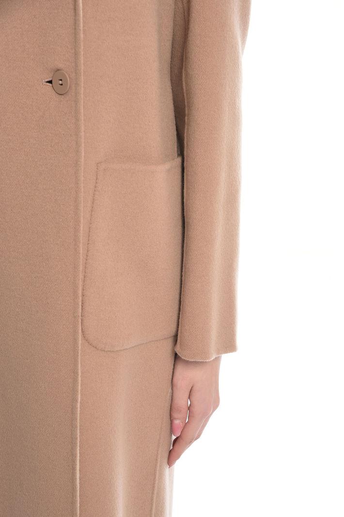 Cappotto doppio petto in lana Fashion Market