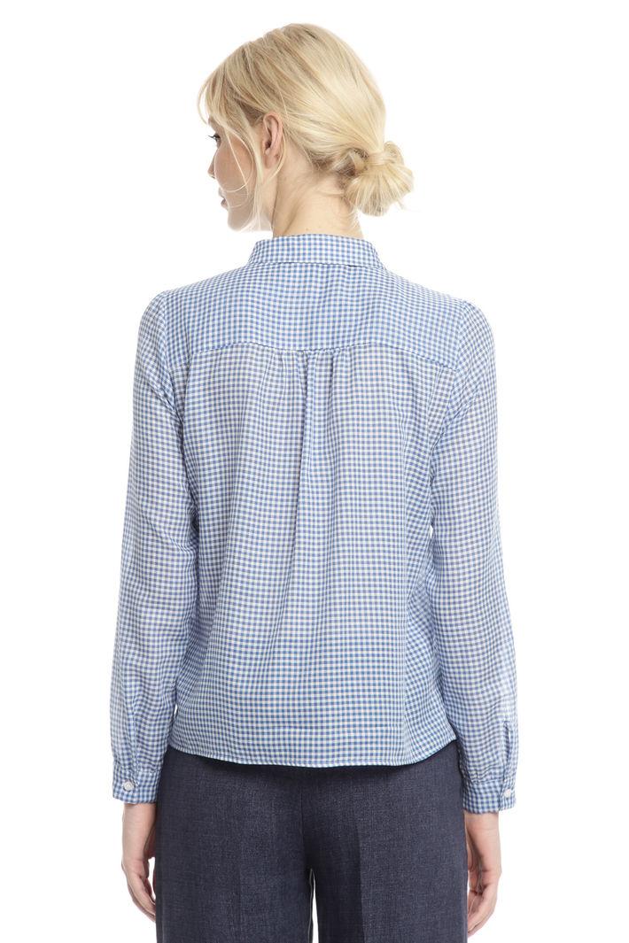 Camicia con rouches Fashion Market