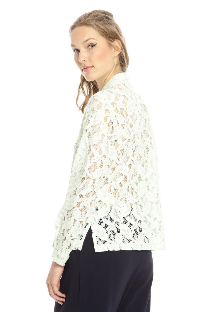 Camicia in pizzo di cotone Fashion Market