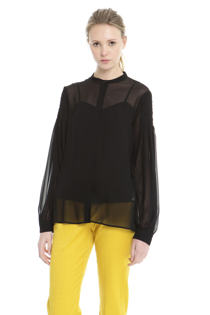 Twin-set in tessuto crepe Fashion Market