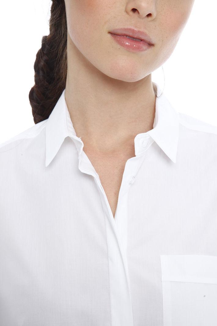 Camicia basic in cotone Fashion Market