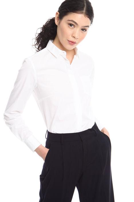 Camicia classica in cotone Intrend