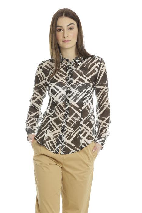 Camicia in seta Diffusione Tessile