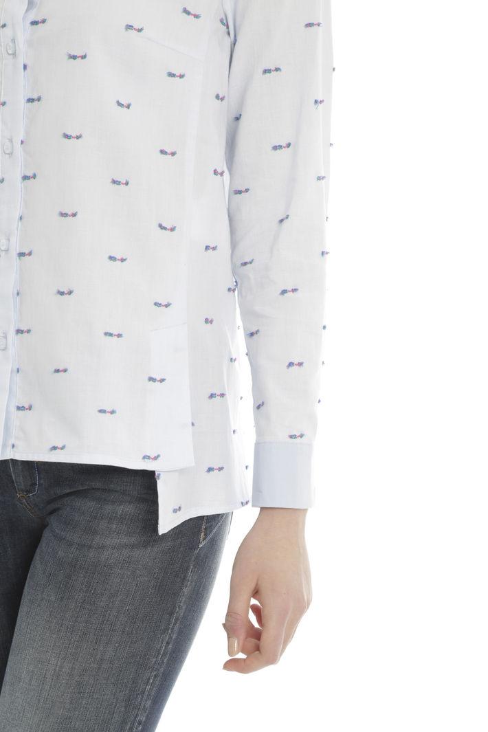 Camicia piccoli ricami Fashion Market