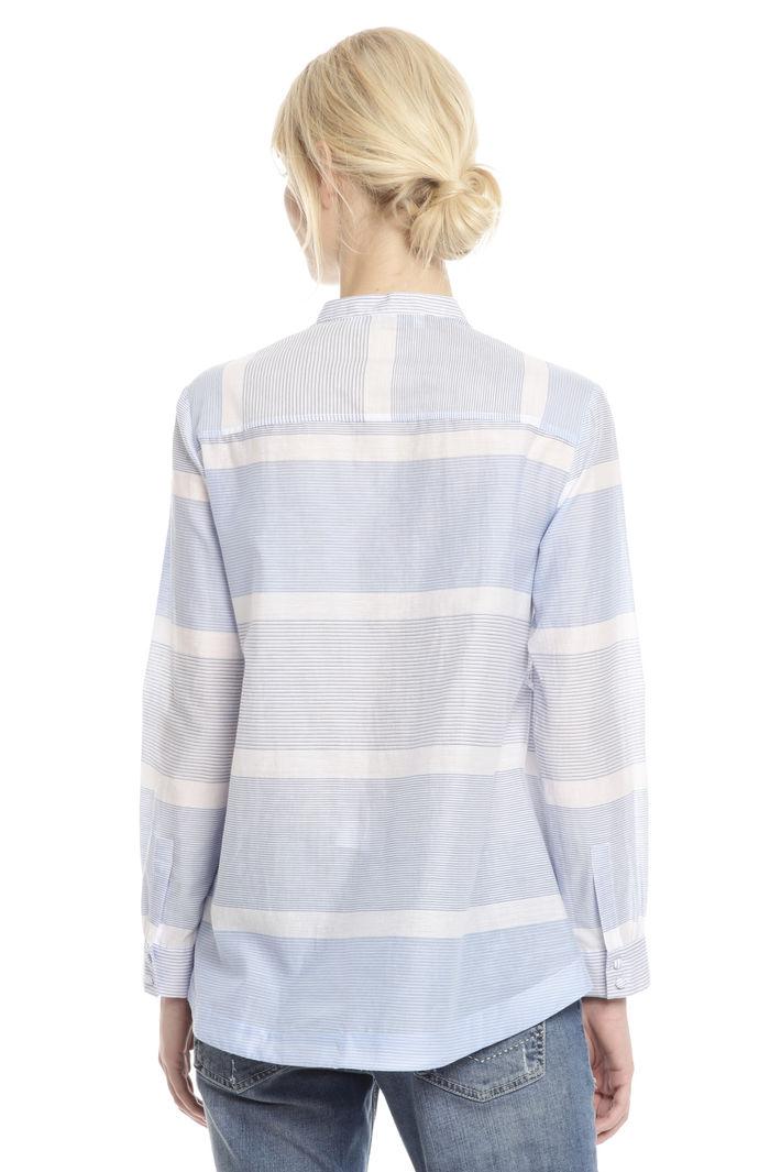 Camicia con mix di righe Fashion Market