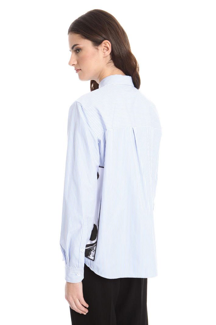 Camicia con inserti Fashion Market