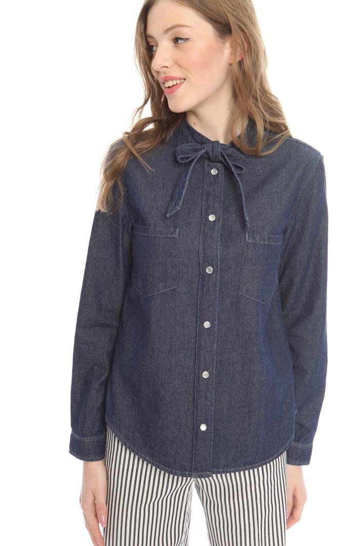 Camicia in denim Fashion Market