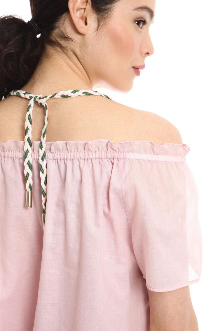 Blusa in mussola di cotone Fashion Market