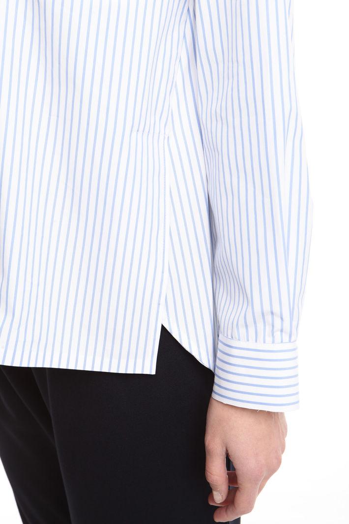 Camicia con spacchi laterali Fashion Market