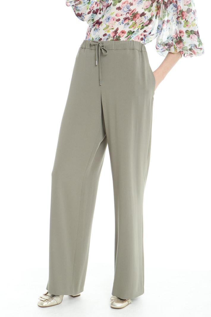 Pantalone con coulisse Fashion Market