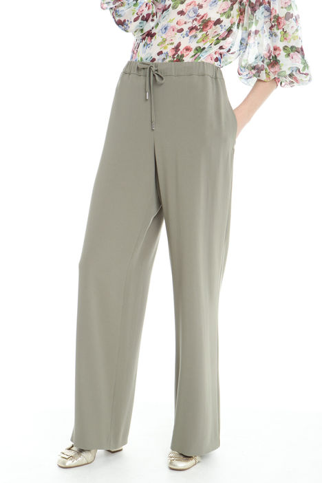 Pantalone con coulisse Diffusione Tessile