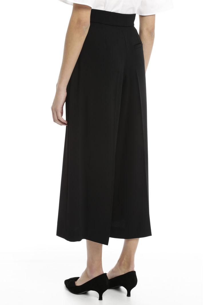 Pantalone cropped ampio Fashion Market